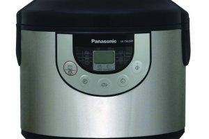 Wygodne i szybkie gotowanie z Panasonic Multicooker. Jedno urz�dzenie, 10 program�w, setki mo�liwo�ci!