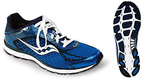 Startówki - buty do sportowego biegania, buty sportowe, bieganie, sport, Saucony Type A5