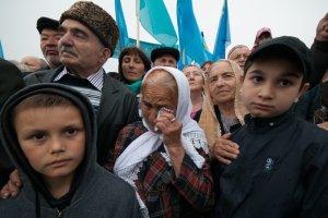 Tatarzy krymscy w opałach