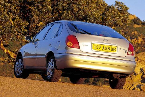 Toyota Corolla E11 5d (1999-2001)