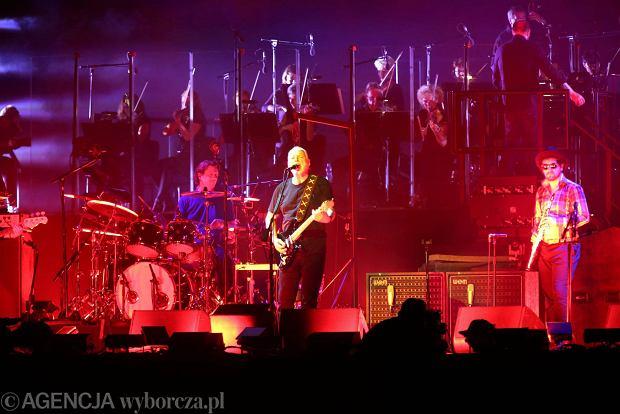 ESK 2016. David Gilmour: artysta totalny, koncert fantastyczny [WIDEO, ZDJ�CIA]