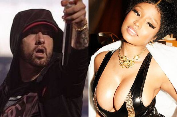 Eminem i Nicki Minaj są parą. Jeden z internautów zapytał o to wprost i uzyskał potwierdzenie.