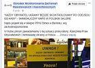 Skandaliczna tabliczka skierowana do Ukraińców w sklepie w Barlinku
