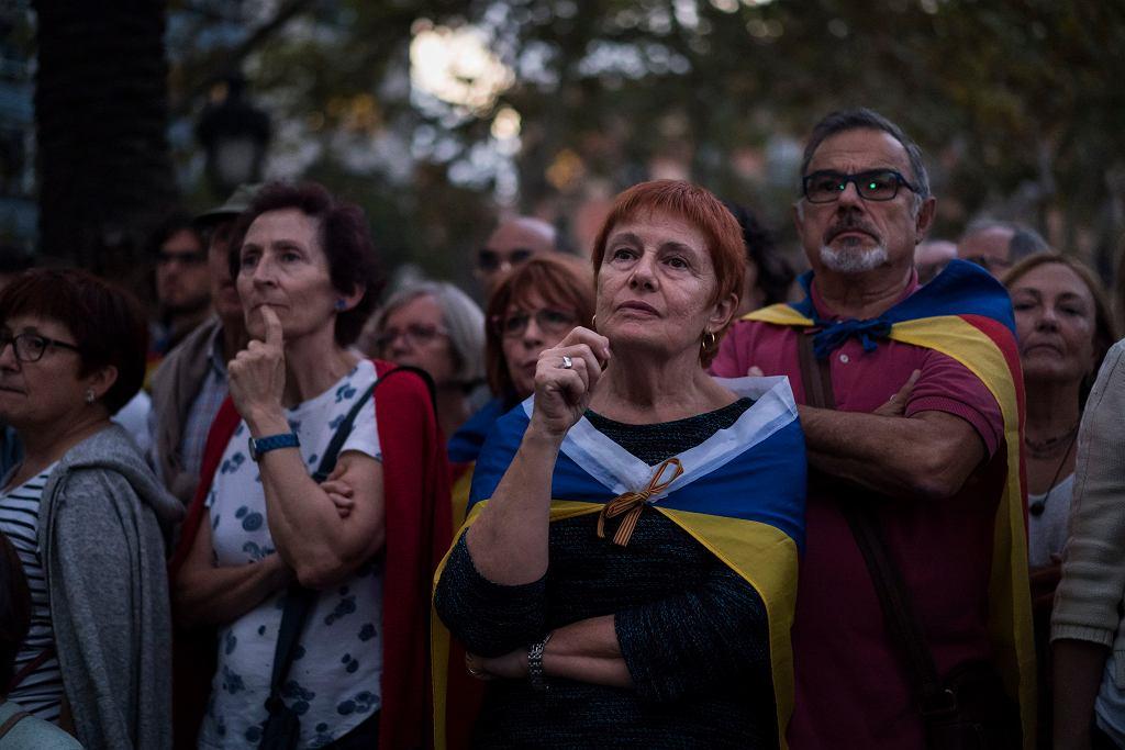 Katalonia o krok od niepodległości