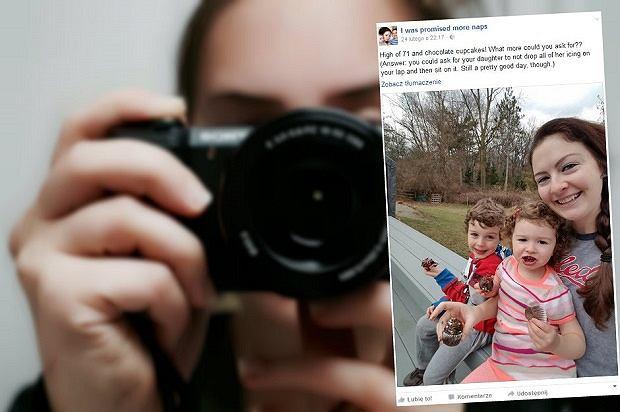 Jak dużo to za dużo? Młoda matka szczerze o robieniu zdjęć swoim dzieciom