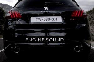 Peugeot 308 GTi | Lew zarycza� | Wideo
