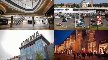 Krakowskie galerie handlowe
