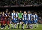 Puchar Kr�la. Awantura po meczu Barcelona - Espanyol