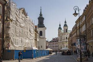 Dom urodzenia Marii Skłodowskiej-Curie przechodzi remont
