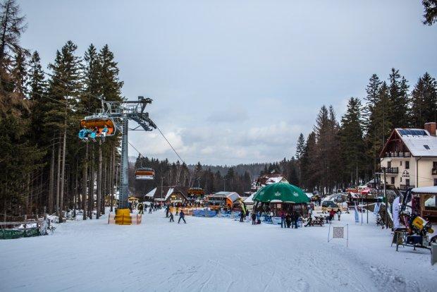 Zdjęcie numer 4 w galerii - Polskie stoki. Stacja narciarska Biały Jar - Karpacz [DOJAZD, INFRASTRUKTURA, CENY]