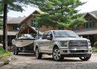 Ford F-150 Limited | Luksus po ameryka�sku