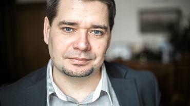 Wiceminister sprawiedliwości Michal Krolikowski