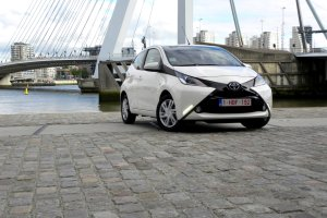 Toyota Aygo | Pierwsza jazda | X możliwości