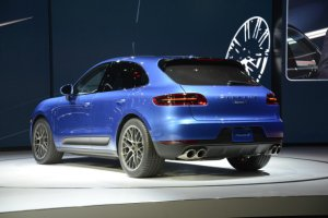 Salon Los Angeles 2013 | Porsche Macan