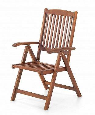 Drewniane krzesło Toscana