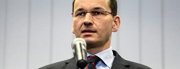 Morawiecki: Nowy podatek zaszkodzi małym sklepom