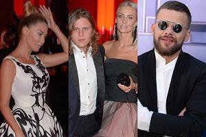 Małgorzata Rozenek. Piotr Woźniak-Starak, Agnieszka Woźniak-Starak, Michał Piróg