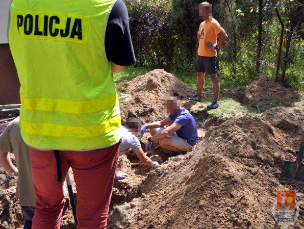 Odnaleziono szczątki ofiar gangsterskich porachunków