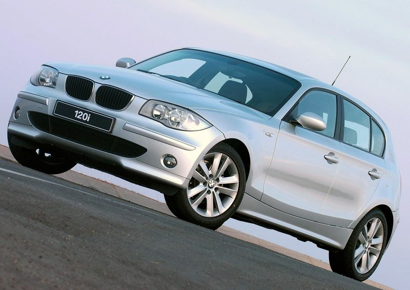 BMW serii 1 E87