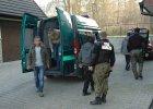 Gang przerzucał do Polski Syryjczyków. Uciekali przed wojną