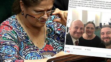 Krystyna Pawłowicz przeprosiła Liroya