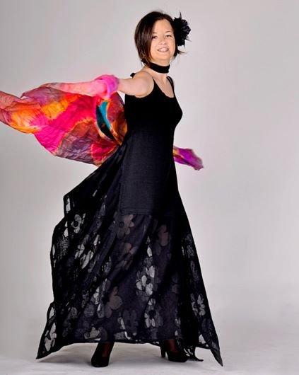 607affff8c7e Pokaz mody bydgoskiej projektantki. Oto jej ubrania  ZDJĘCIA