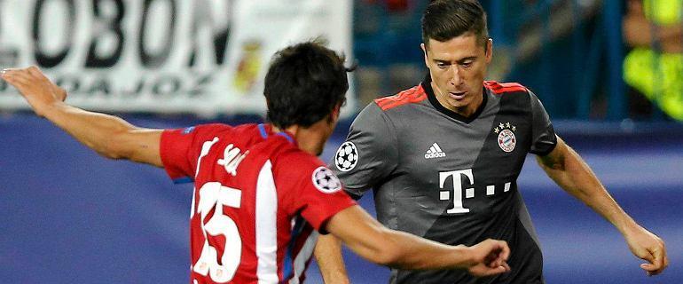Bezradny Lewandowski, bezradny Bayern. Atletico pobi�o mistrza Niemiec