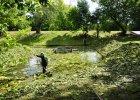 Wojsko przeszuka jezioro na Kamionku. Znajd� bia�� bro� i Liberatora?