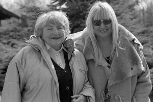 Maryla Rodowicz z matką