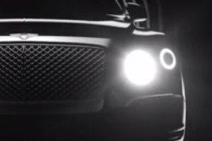 Wideo | Bentley Bentayga | Zobacz jego wn�trze