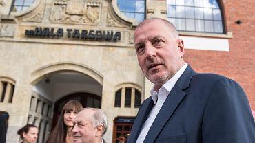 Rafał Dutkiewicz przekonywał do głosowania na popieranych przez siebie kandydatów w wyborach samorządowych