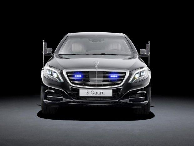 BOR zamawia nową opancerzoną limuzynę. Cena? 2,5 mln zł. Nie będzie zwykłego przetargu