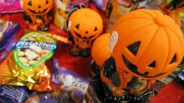 Halloweenowe dynie