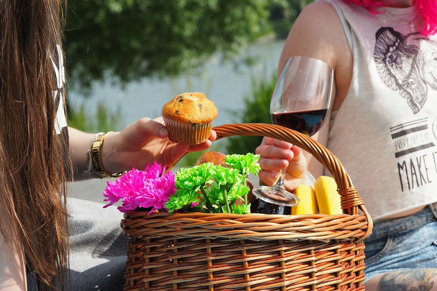 Piknik za miastem