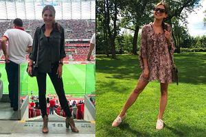 Zobacz w co ubiera się Lewandowska zaledwie kilka tygodni po porodzie. Jej figura zachwyca!