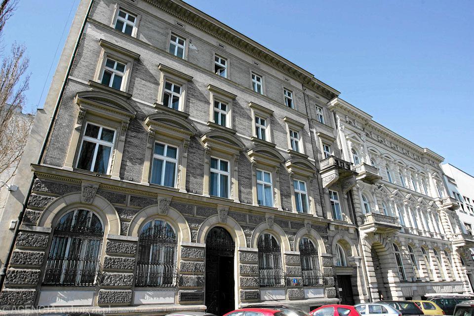 Ulica Fredry w Warszawie