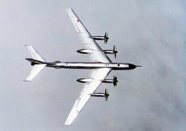 Rosyjskie bombowce strategiczne a� 16 razy w ci�gu 10 dni wlecia�y w stref� obrony powietrznej USA
