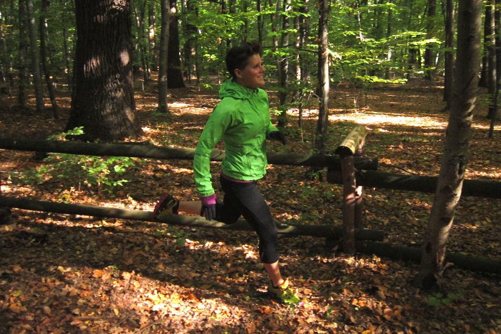 Biegać można wszędzie! Bieganie w terenie to podwójna radość - z biegania i cudownej przyrody wokół!