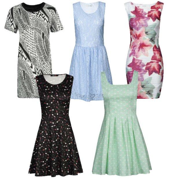 0bf5092963 New Yorker  sukienki na co dzień i na imprezę