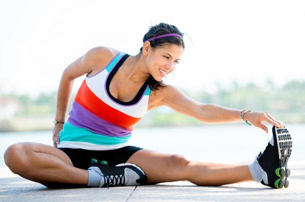 Dlaczego warto rozciągać się po bieganiu?