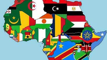 Quiz Flagi Afryki