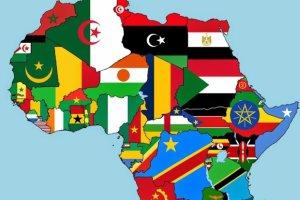 Czarny Ląd i jego kolorowe flagi. Co wiesz o flagach afrykańskich? [QUIZ]