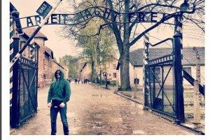 Auschwitz, Majdanek, Treblinka... Wielbiciele Adolfa Hitlera urządzili sobie wycieczkę do Polski