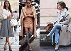 Szare buty: stylizacje idealne na jesień