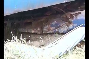 Pociąg wykoleił się w północnych Indiach. Ponad 100 osób nie żyje