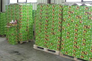 Celnicy przechwycili ponad dwie tony tytoniu do shishi