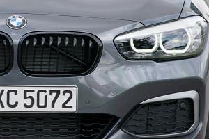 BMW serii 1 2017