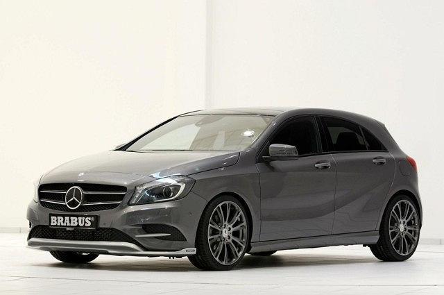 Mercedes A200 CDI Brabus