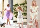 Transparentne sukienki - odważnie i...strategicznie