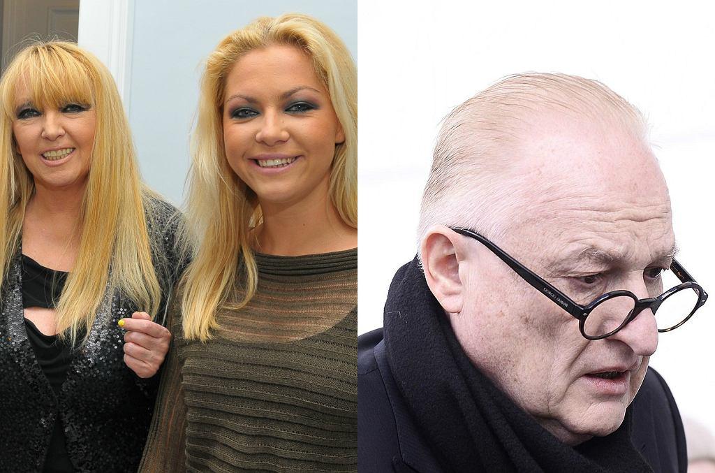 Maryla Rodowicz, Katarzyna Jasińska, Andrzej Dużyński